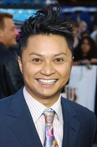 Alec Mapa at the world premiere of