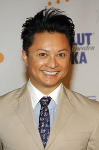 Alec Mapa at the 19th Annual GLAAD Media Awards.