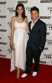 Brook Lee and Alec Mapa at the 17th Annual GLAAD Media Awards.
