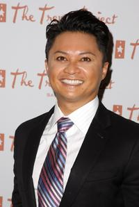 Alec Mapa at the 8th Annual The Trevor Project Benefit Gala.