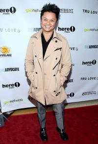 Alec Mapa at the premiere of