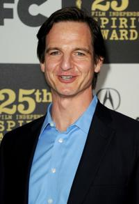 William Mapother at the 25th Film Independent's Spirit Awards.