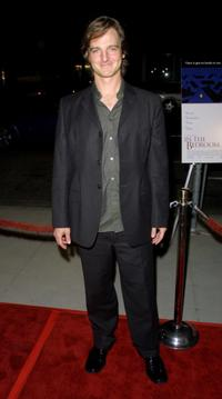 William Mapother at the Los Angeles premiere of