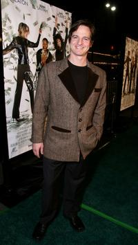 William Mapother at the premiere of