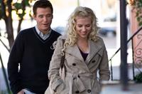 Kevin Connolly as Conor and Scarlett Johansson as Anna in