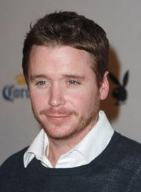 Kevin Connolly at the Playboy's Super Saturday Night Party for Super Bowl XLII.