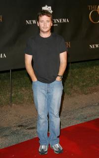 Kevin Connelly at the New Line Cinema 40th Anniversary Golden Compass Party during the 60th Cannes Film Festival.