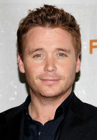 Kevin Connolly at the press conference of