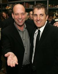 Producer A.D. Oppenheim and Scott Marshall at the 5th Annual Tribeca Film Festival.