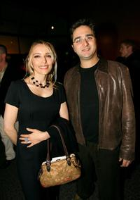Jeanne Mas and Director Olivier Nakache at the 10th Annual City Of Lights, City Of Angels French Film Festival.