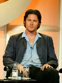 David Conrad at the CBS 2005 Television Critics Association Summer Press Tour.