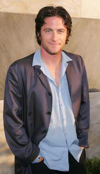 David Conrad at the CBS Stars Party.