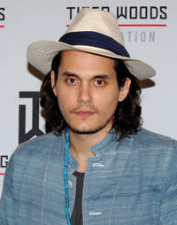 John Mayer at the Tiger Jam 2011 to benefits the Tiger Woods Foundation in Las Vegas.