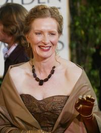 Frances Conroy at the 61st Annual Golden Globe Awards.