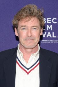 James McCaffrey at the premiere of