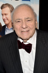 Michael Constantine at the New York premiere of