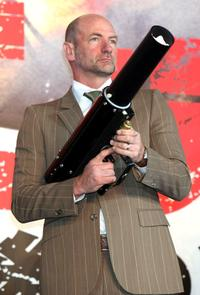 Graham McTavish at the Japan premiere of