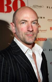 Graham McTavish at the world premiere of