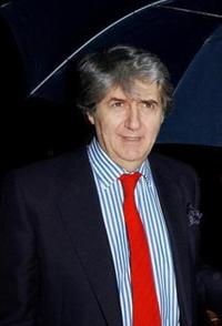 Tom Conti and Guest at the Artists Independent Networks pre-BAFTA party.