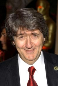 Tom Conti at the Academy of Motion Picture Arts and Sciences 75th Anniversary kick off celebration.