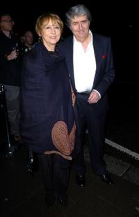 Tom Conti at an pre-BAFTA party by Finch and Chanel.