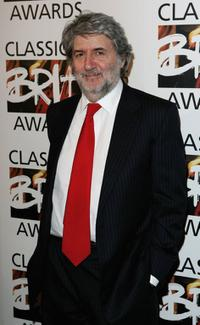 Tom Conti at the Classical Brit Awards.