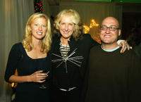 Jenno Topping, Betty Thomas and Mike Mitchell at the California premiere of