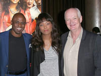 Wayne Brady, Aisha Tyler and Colin Mochrie at the 2013 Summer TCA Tour.