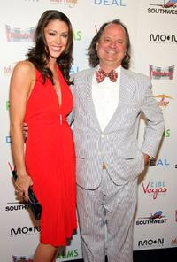 Shannon Elizabeth and Ritchie Montgomery at the world premiere of