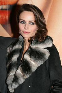 Francesca Neri at the Italian premiere of