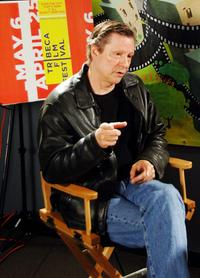 Chris Cooper at the Scholastic Press Corps Interviews at the 2007 Tribeca Film Festival.