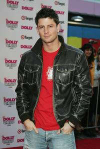 Paul O Brien at the Dolly Teen Choice Awards.
