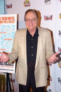 Pat Cooper at the screening of