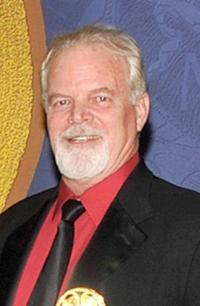 Richard Partlow at the 56th Annual Motion Picture Sound Editors Golden Reel Awards.