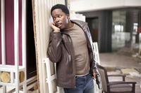 Harold Perrineau as Jimmy in ``Seeking Justice.''