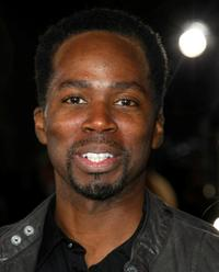 Harold Perrineau, Jr. at the Los Angeles premiere of
