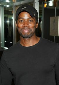 Harold Perrineau, Jr. at the after party of the screening of