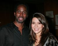 Harold Perrineau, Jr. and Marisol Nichols at the Los Angeles screening of