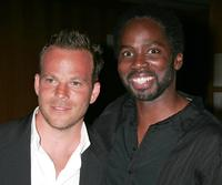 Stephen Dorff and Harold Perrineau, Jr. at the Los Angeles screening of