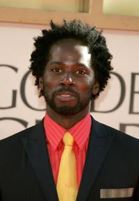 Harold Perrineau, Jr. at the 63rd Annual Golden Globe Awards.