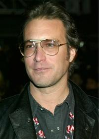 John Corbett at the Marc Jacobs 2002 Fall/Winter Collection show during the Mercedes-Benz Fashion Week.