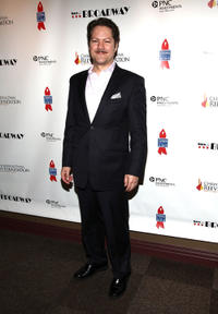 Robert Petkoff at the 3rd annual Christopher & Dana Reeve Foundation Born for Broadway benefit in New York.