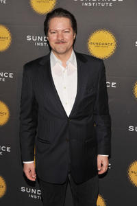 Robert Petkoff at the 2012 Sundance Institute Theatre Program New York benefit reception in New York.