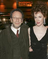 Alan Corduner and Madeleine Potter at the after party of the UK premiere of