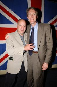 Bingham Ray and Chris McGurk at the after party of the premiere of