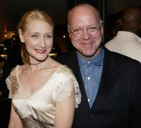 Patricia Clarkson and Bingham Ray at the premiere of