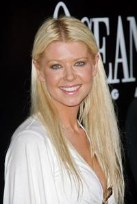 Tara Reid at the MarketAmerica.com SUPER XLI PARTY.