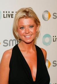 Tara Reid at the celebration of Hollywood's environmental advocates.