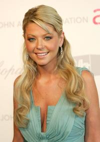 Tara Reid at the 15th Annual Elton John AIDS Foundation Academy Awards viewing party.