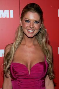 Tara Reid at the EMI/Capitol Records Grammy party.